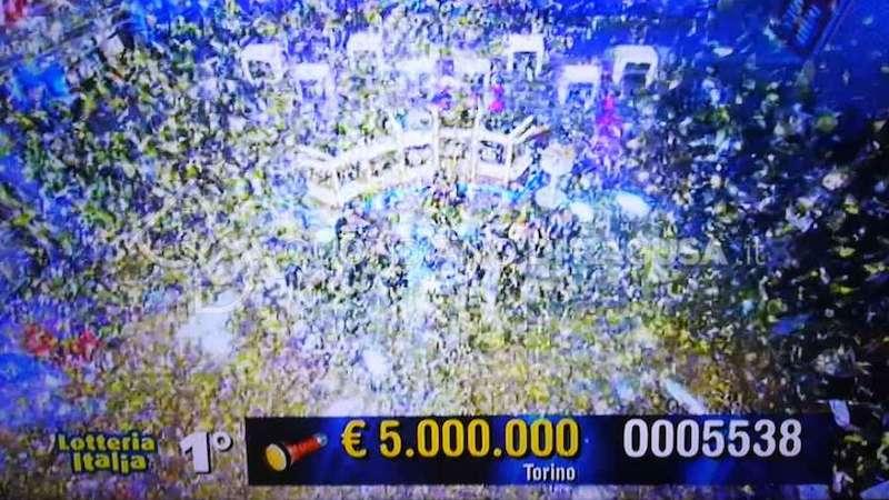 Lotteria Italia biglietti