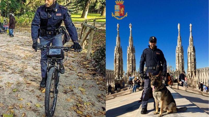 cane poliziotto Labor