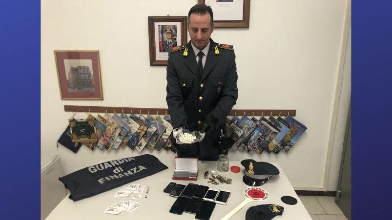 Spaccio cocaina Milano province