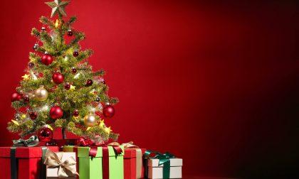 I colori del Natale sono rosso, verde e oro