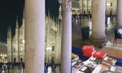 """""""Mein Kampf venduto in piazza Duomo"""", la denuncia del consigliere regionale"""