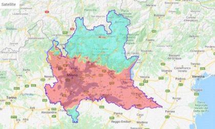 Aria irrespirabile in tutta la Lombardia: è emergenza smog