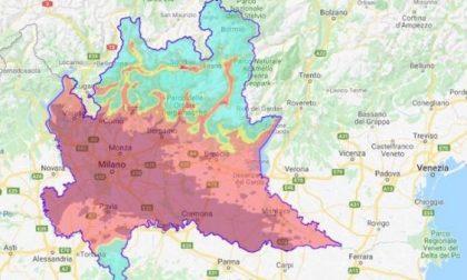 Ancora bel tempo a Milano, ma il rovescio della medaglia è lo smog PREVISIONI METEO