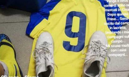 Caso razzismo in campo, incontro tra le due società e i giocatori