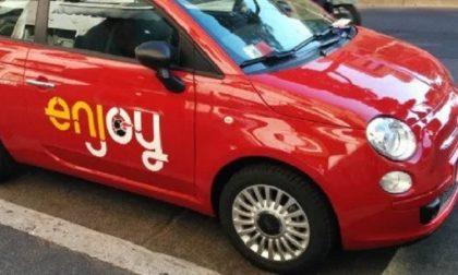 Car sharing Enjoy, nuovi parcheggi all'Humanitas di Rozzano