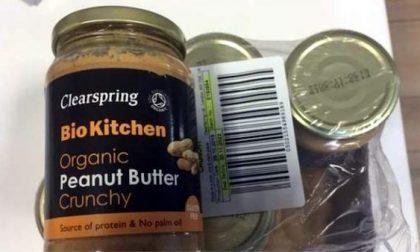 Aflatossine, ritirato burro di arachidi che viene dall'Inghilterra