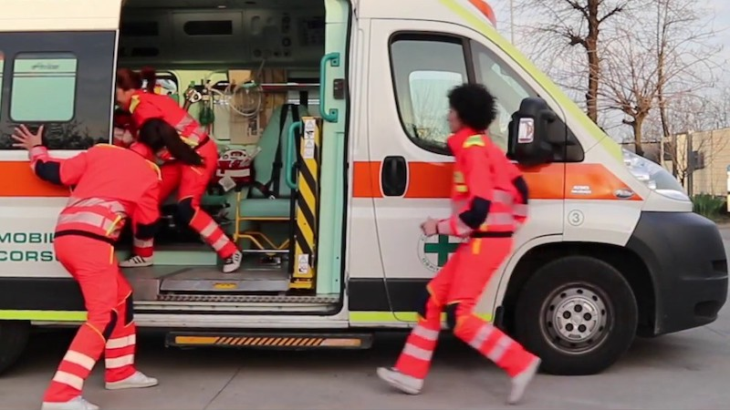 Due incidenti Cesano Buccinasco