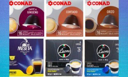 Cialde compatibili Nescafè ritirate dal mercato per possibile presenza di plastica