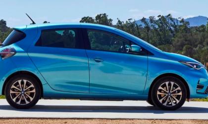 Scopri alla concessionaria Pechini la Nuova Renault Zoe