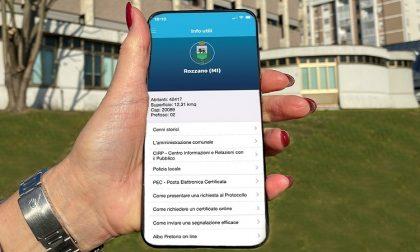 Una app con tutti i servizi del Comune