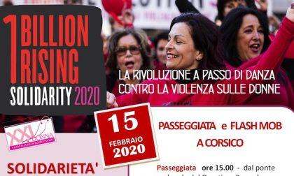 Torna One Billion Rising per dire no alla violenza sulle donne