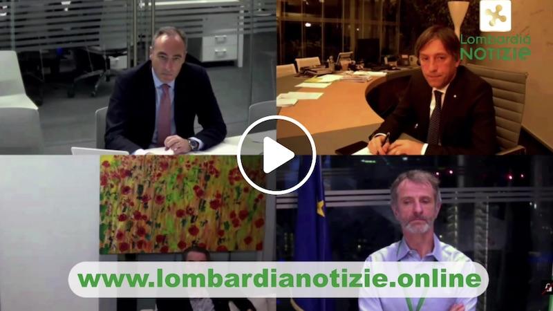Coronavirus Conferenza stampa Lombardia