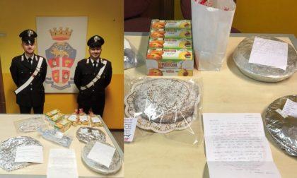 Il Quartiere dona dolci a operatori sanitari e forze dell'ordine