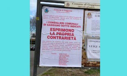 Apertura di una sede di Lealtà Azione a Gaggiano: è scontro AGG. RINVIATA