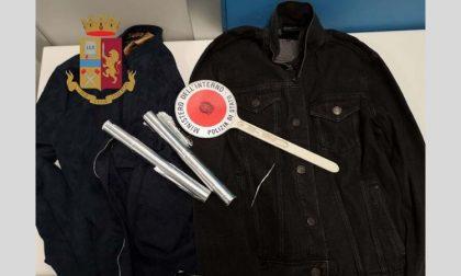 Furti di occhiali e giubbotti nei negozi: arrestate tre persone
