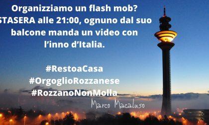 L'Inno d'Italia cantato dai balconi: il flash mob questa sera alle 21