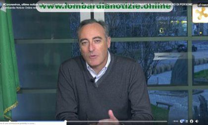 """Coronavirus, Gallera sulla situazione in Lombardia: """"+1.691 positivi rispetto a ieri. Martedì giorno decisivo"""""""