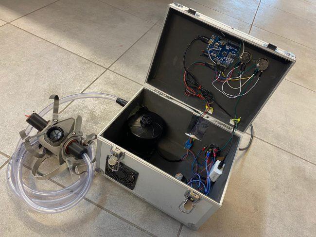 ventilatore polmonare low cost