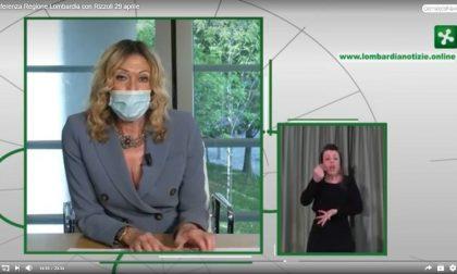 Coronavirus   I dati di oggi: più tamponi e calo dei contagi. Rizzoli interviene sul tema lavoro
