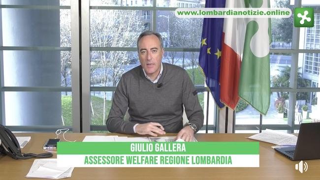 Coronavirus Lombardia, Gallera:
