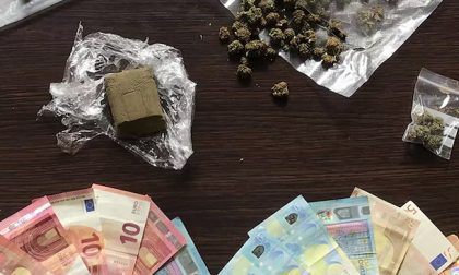In casa nascondeva hashish e marijuana: arrestato 44enne