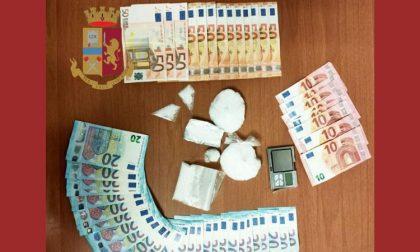 In casa con 120 grammi di shaboo: arrestato spacciatore
