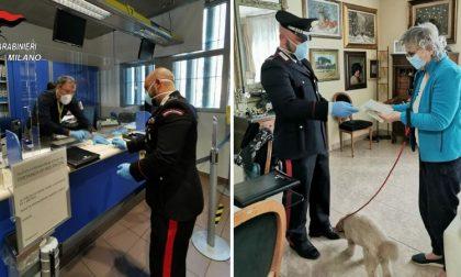 Anziana non riesce ad andare in posta per la pensione: gliela portano i carabinieri