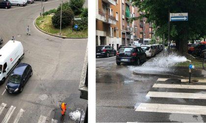 Acqua sporca dai rubinetti in diverse vie di Corsico: cosa sta succedendo
