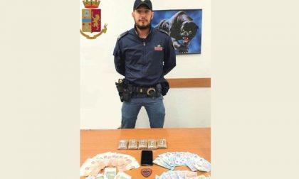 Spaccio di droga, arrestati marito e moglie dalla polizia