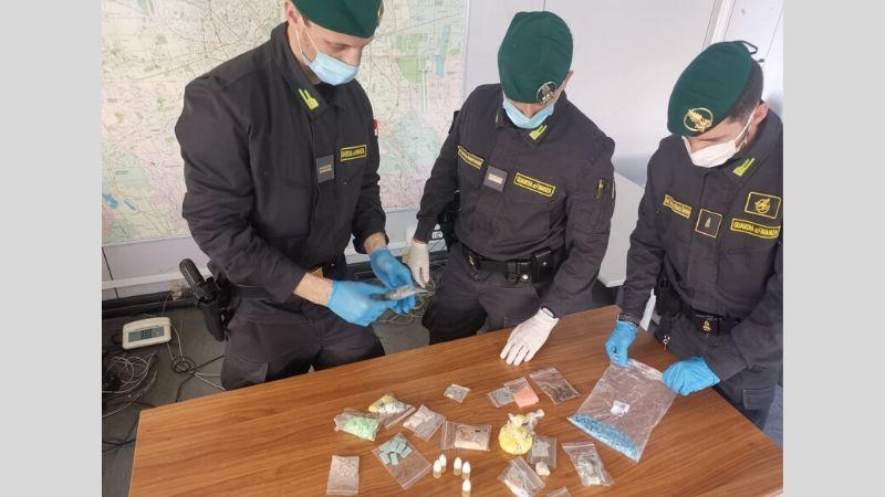 casa bazar droghe sintetiche