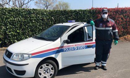 Controlli sul territorio: arriva anche l'Associazione Polizia di Stato