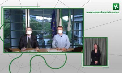 Coronavirus, i dati di oggi e il piano investimenti per il rilancio della Lombardia