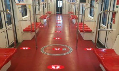 La fase 2 per i mezzi pubblici: ecco come sarà FOTO