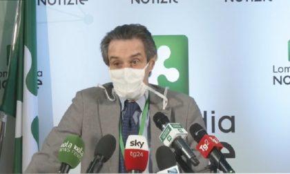 """Nuova ordinanza su limitazioni in Lombardia. Inoltre Fontana annuncia: """"Anticipiamo la cassa integrazione"""""""
