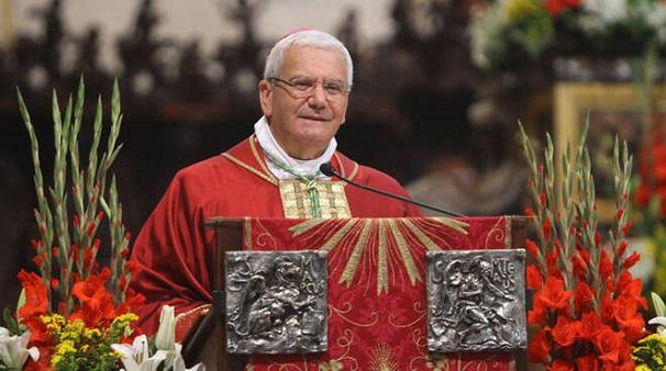invito vescovo di Bergamo