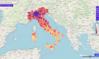 Proiezioni casi zero in Lombardia forse a Ferragosto