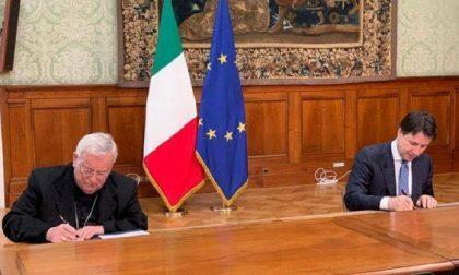 Accordo Governo-Cei: si torna a messa dal 18 maggio. Ecco le regole da rispettare