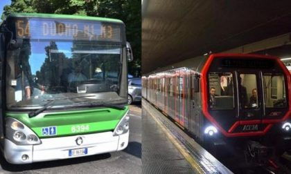 Atm: in metro dal 4 maggio il 25% del carico passeggeri
