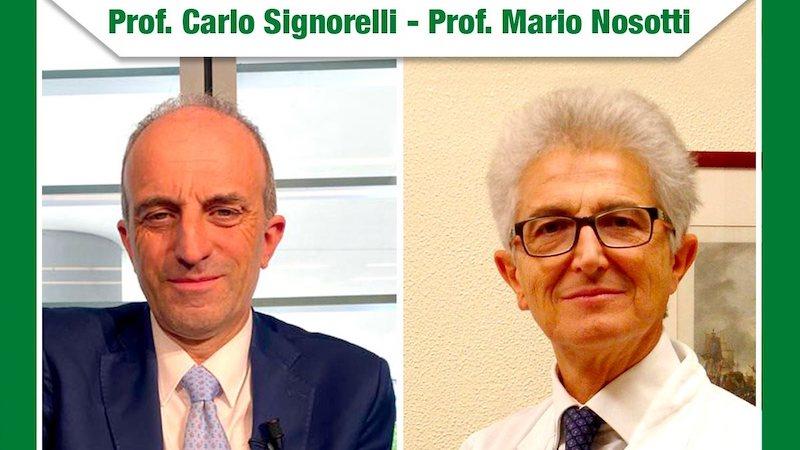 Conferenza Lombardia Fontana 28 maggio