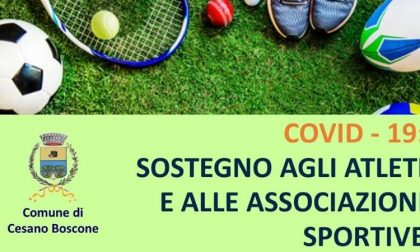Un fondo di 52mila euro a sostegno delle associazioni sportive