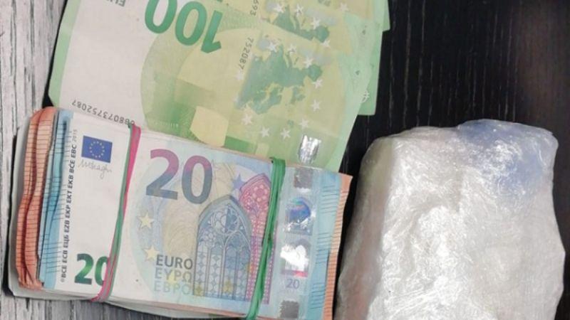 marsupio mezzo chilo cocaina