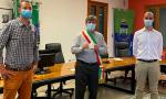 Creda regala al Comune di Cisliano le prime Invismask, la nuovissima mascherina trasparente