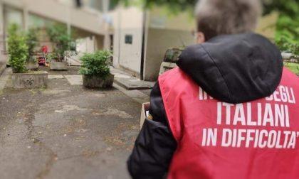 Spesa solidale della onlus neofascista Bran.co al supermercato U2 di Gaggiano: è scontro