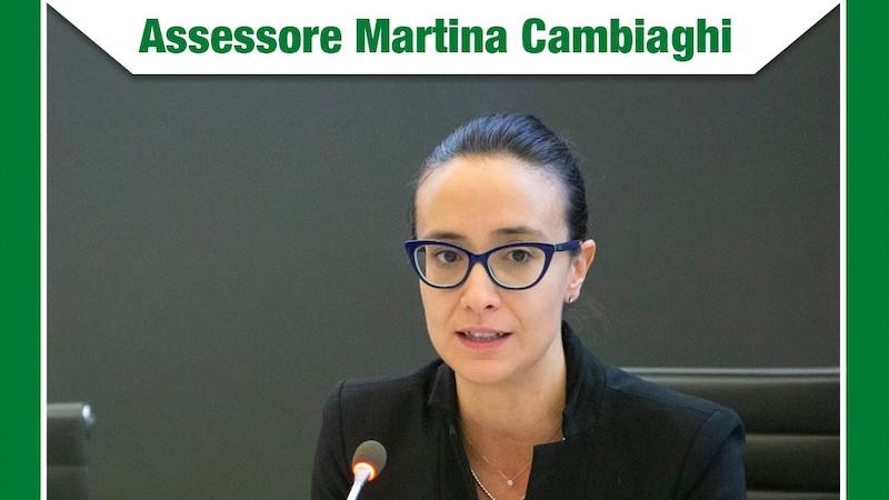 Conferenza Regione Lombardia Cambiaghi