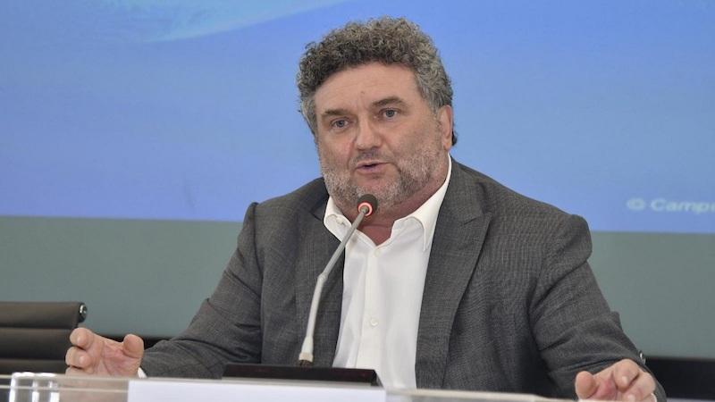 Conferenza Regione Lombardia Mattinzoli