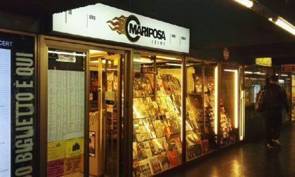 Mariposa non riapre: serranda giù per lo storico negozio di dischi in Duomo