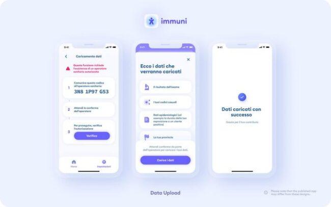 Fase 2 app Immuni
