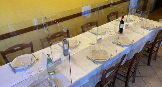 Riapertura ristoranti regole inail