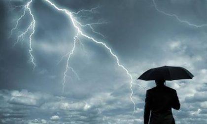 Allerta meteo Protezione Civile: per domani attesi forti temporali