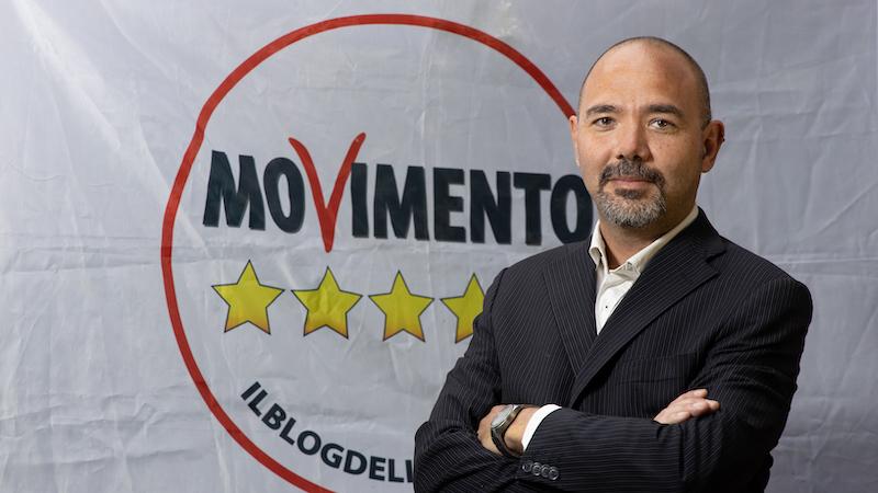 Elezioni candidato Gianluca Vitali